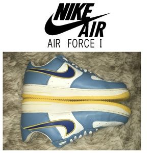 Nike Air Force1  Retro ( Swoop) '04